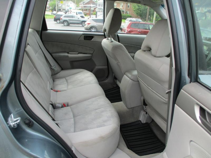 Subaru Forester 2009 price $5,800