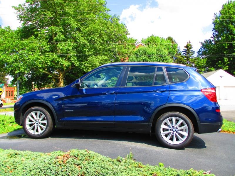 BMW X3 2015 price $18,500