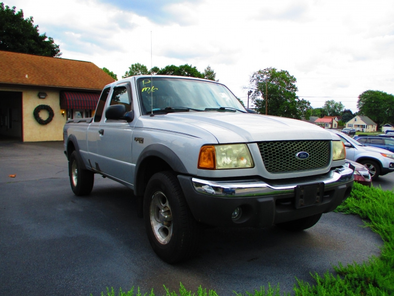 Ford Ranger 2001 price $3,900