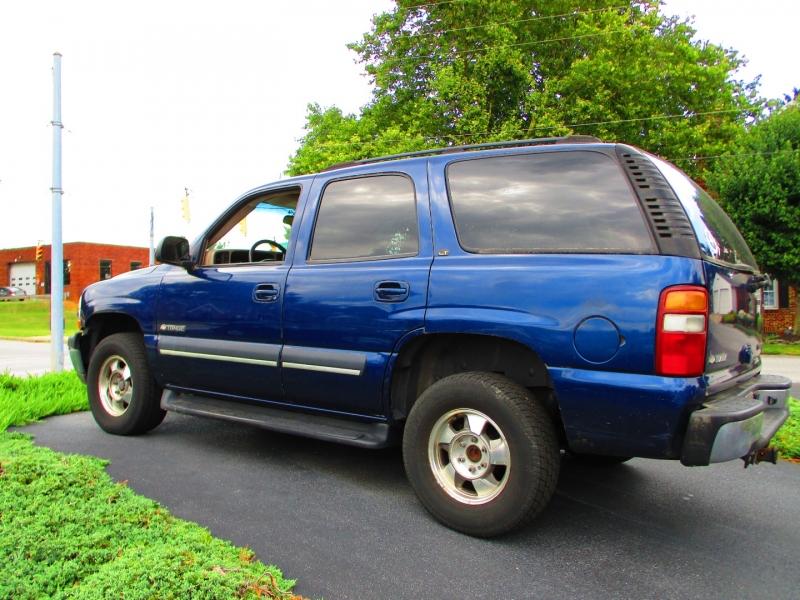 Chevrolet Tahoe 2003 price $4,500
