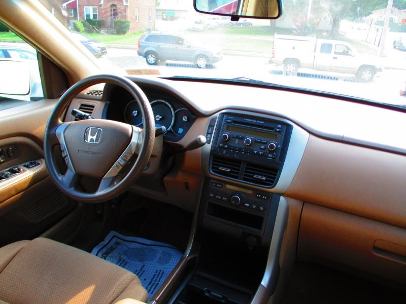 Honda Pilot 2007 price $6,900