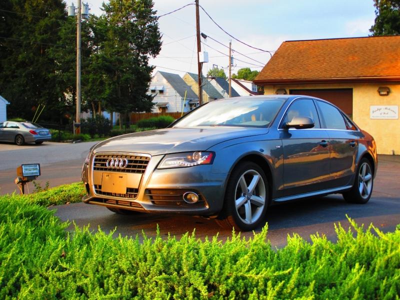 Audi A4 2012 price $9,700