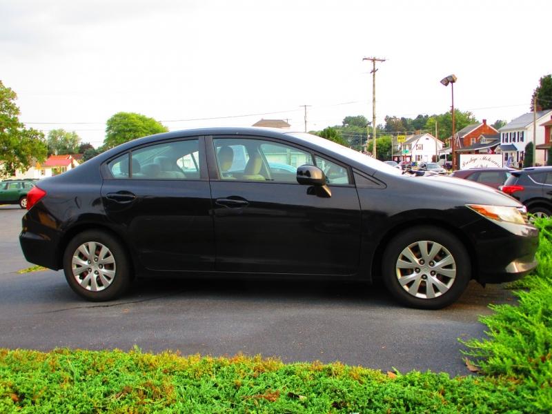 Honda Civic Sedan 2012 price $7,500