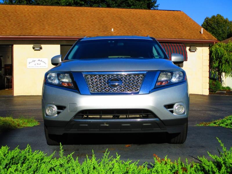 Nissan Pathfinder 2014 price $11,500