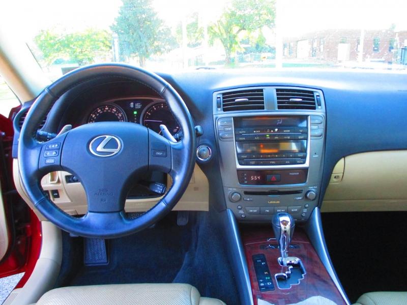 Lexus IS 250 2008 price $10,600