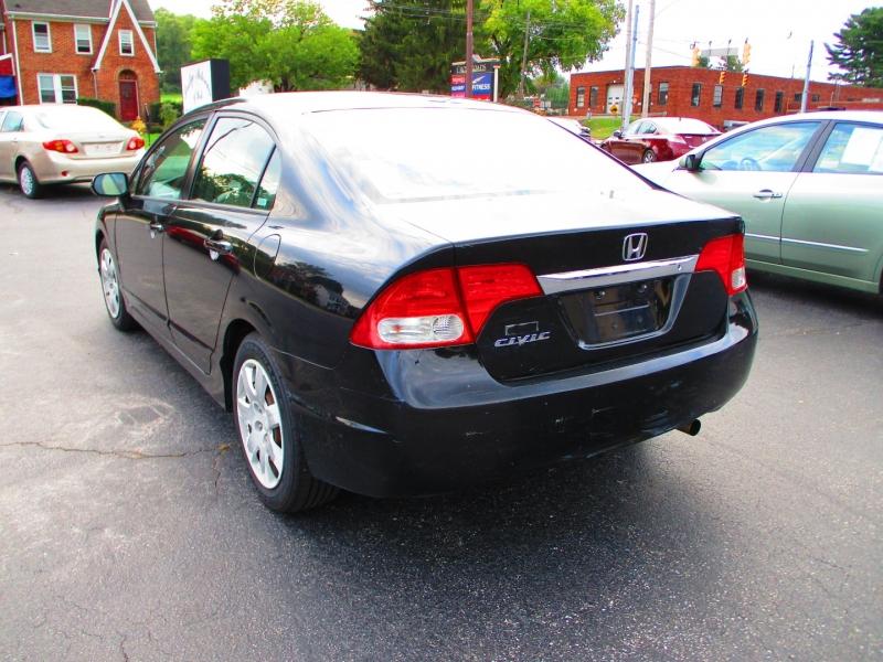 Honda Civic Sdn 2009 price $5,900