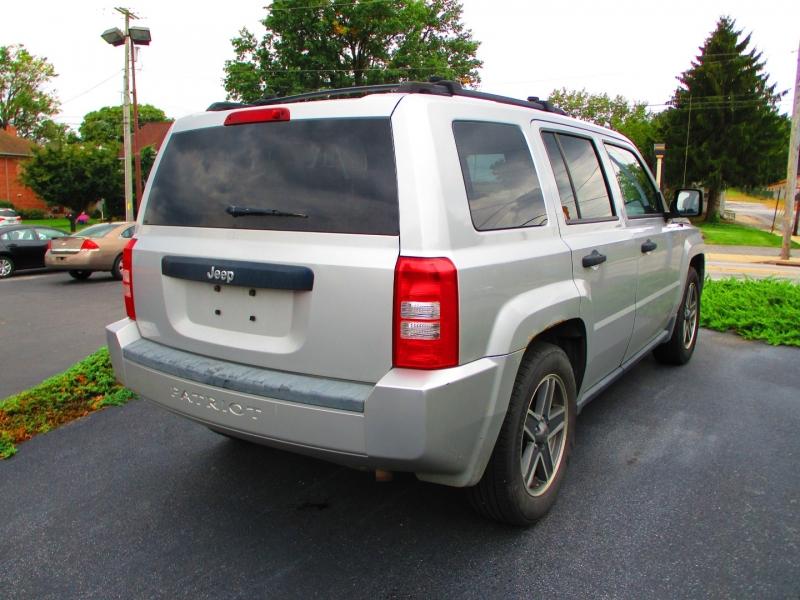 Jeep Patriot 2009 price $4,900