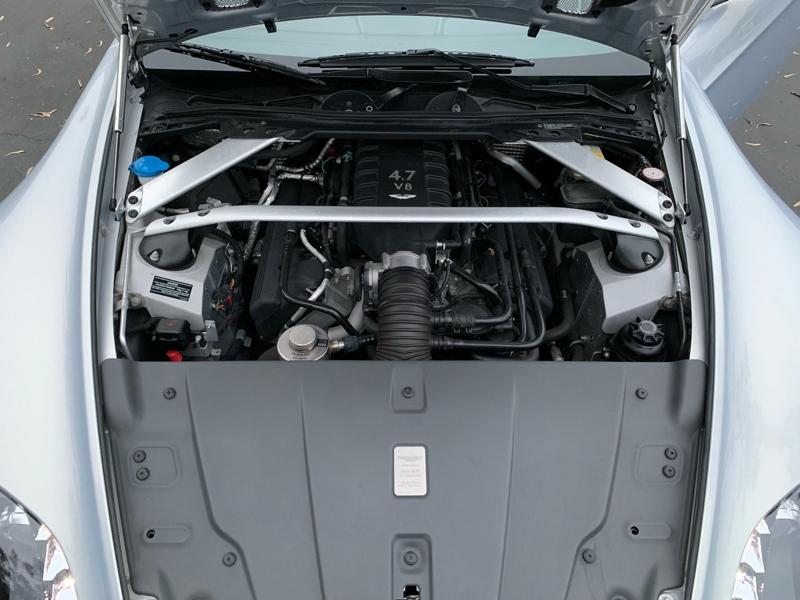 Aston Martin V8 Vantage 2011 price $62,500