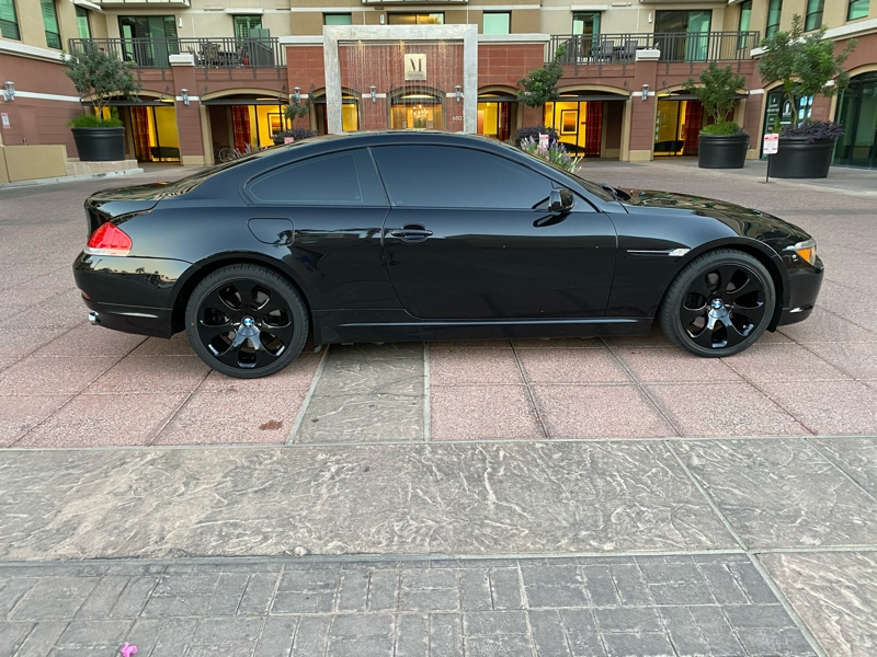 BMW 6 Series 2007 price $9,400