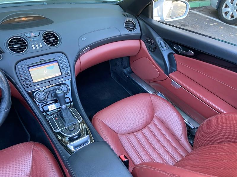 Mercedes-Benz SL-Class 2009 price $20,400