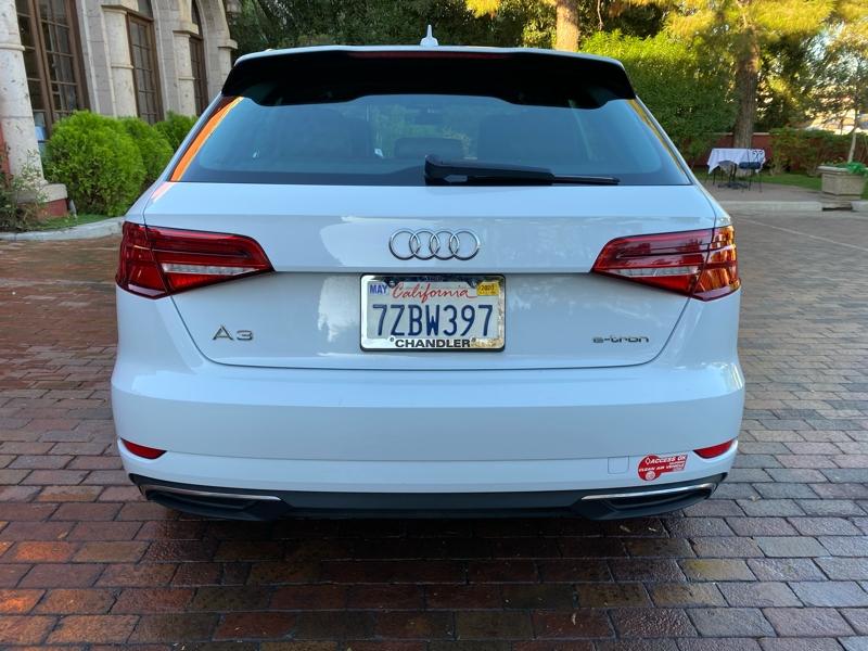 Audi A3 Sportback e-tron 2017 price $19,900