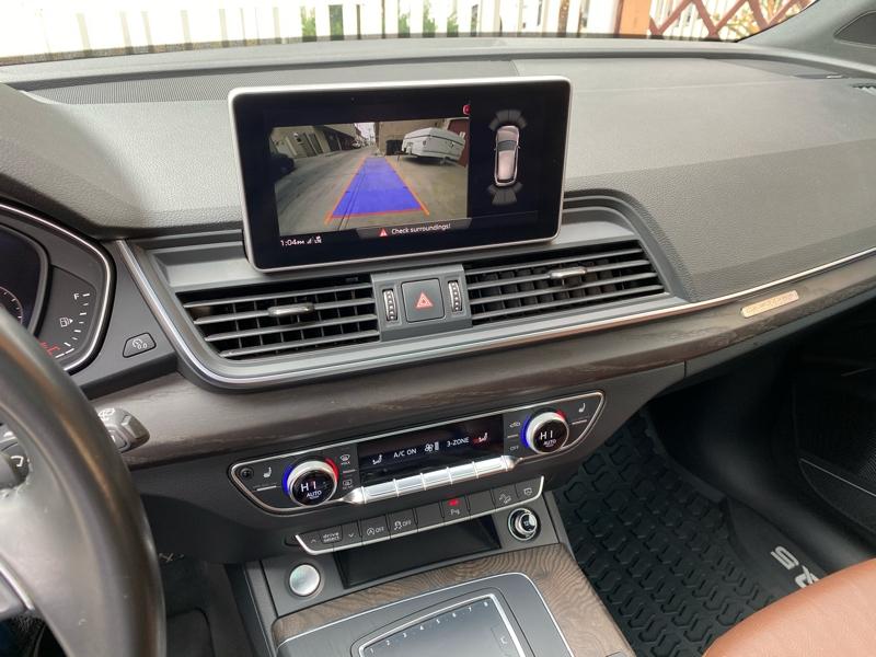 Audi Q5 2018 price $24,800
