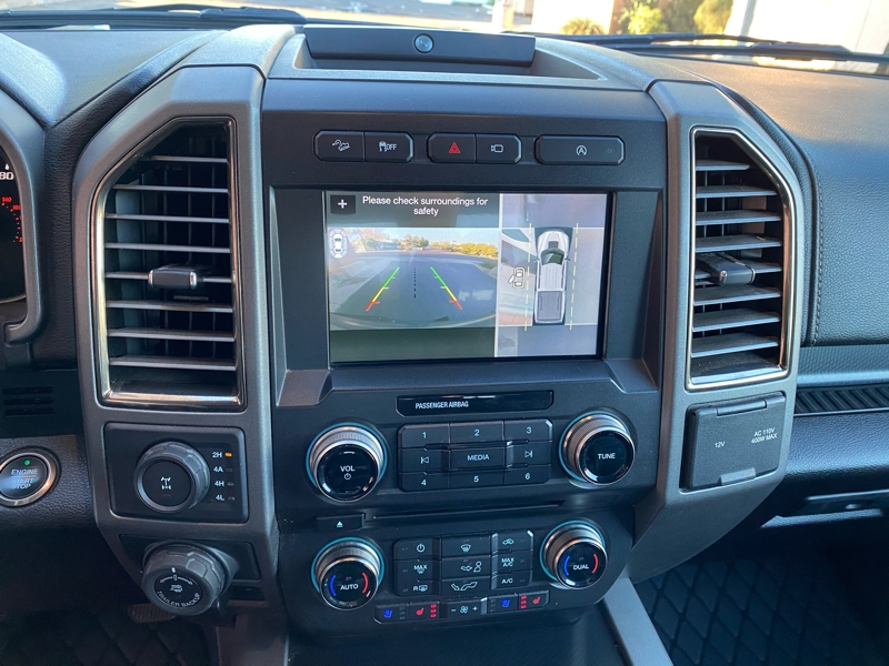 Ford F-150 2018 price $48,500