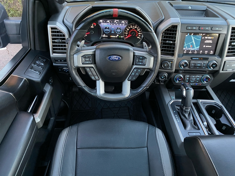 Ford F-150 2018 price $52,400