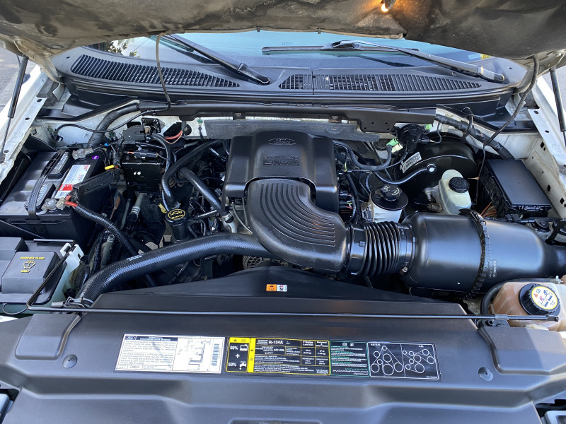 Ford F-150 SuperCrew 2001 price $4,000