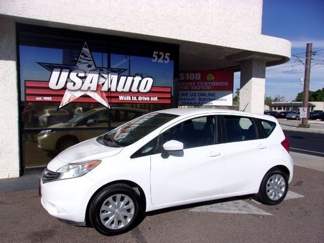 Nissan Versa Note 2016 price Call for Pricing.
