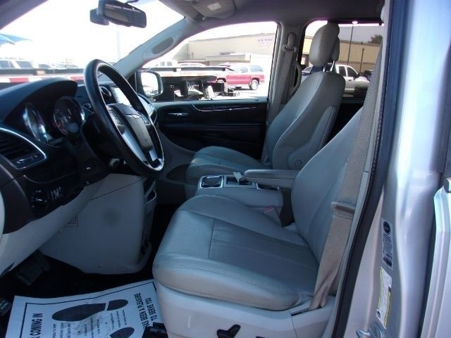 Chrysler Town and Country 2011 price Call for Pricing.