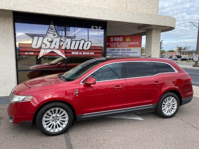 Lincoln MKT 2012 price Call for Pricing.