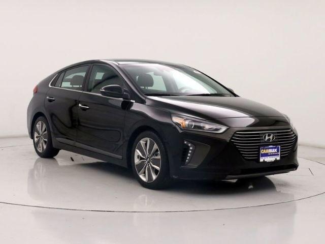 Hyundai Ioniq Hybrid 2017 price Call for Pricing.
