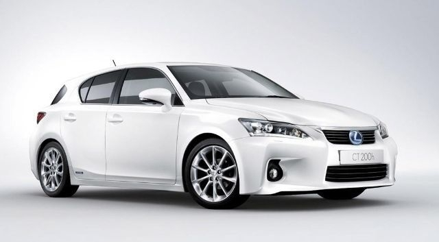 Lexus CT 200h 2011 price Call for Pricing.