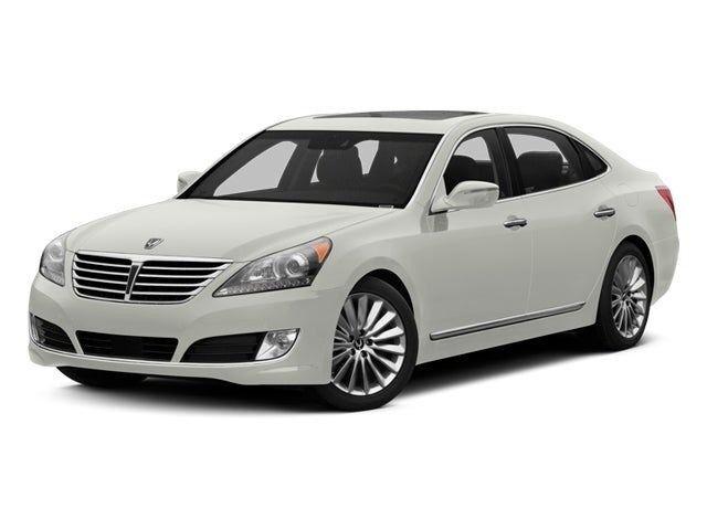 Hyundai Equus 2014 price Call for Pricing.
