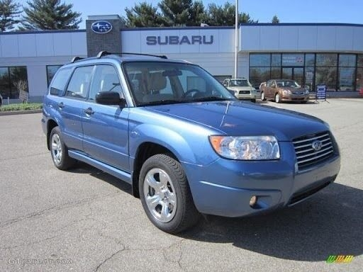 Subaru Forester 2007 price Call for Pricing.