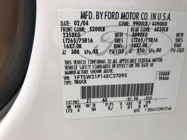 Ford F350 Super Duty Crew Cab 2004 price $9,509