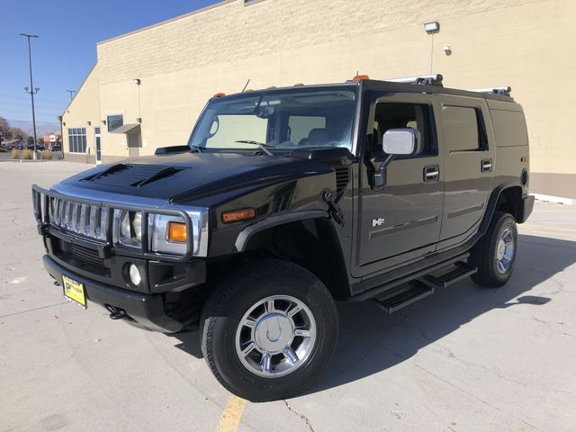 HUMMER H2 2003 price $7,995