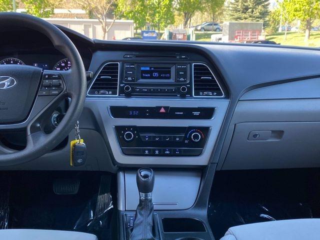 Hyundai Sonata 2015 price $8,495