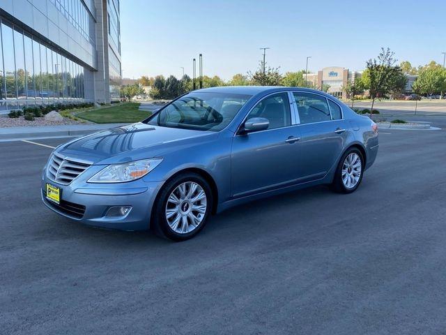 Hyundai Genesis 2009 price $7,895