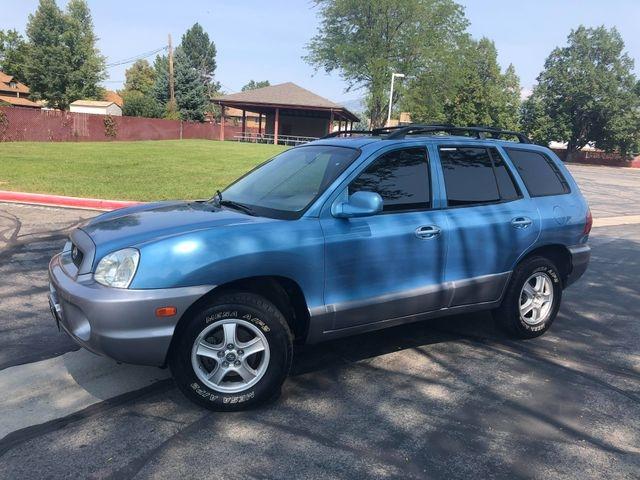 Hyundai Santa Fe 2003 price $4,485