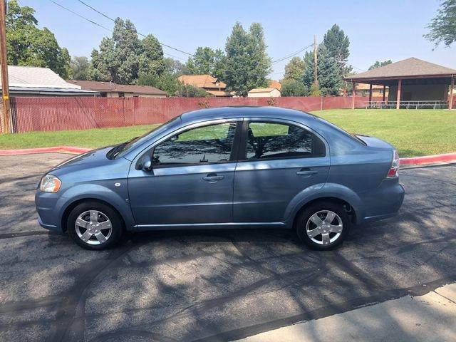 Chevrolet Aveo 2007 price $6,485
