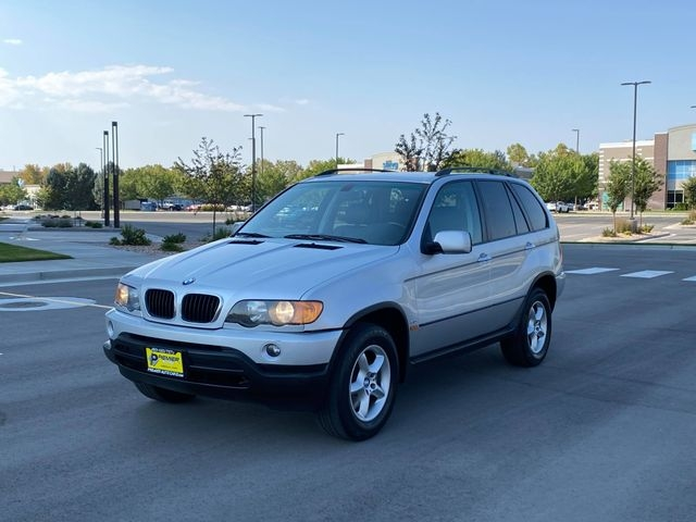 BMW X5 2003 price $8,245