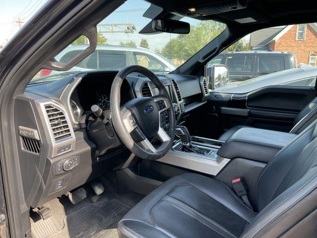 Ford F150 SuperCrew Cab 2015 price $26,500