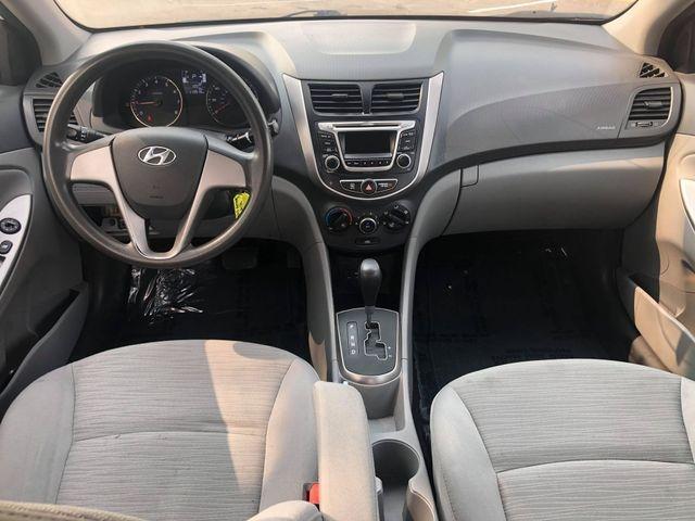 Hyundai Accent 2015 price $7,685