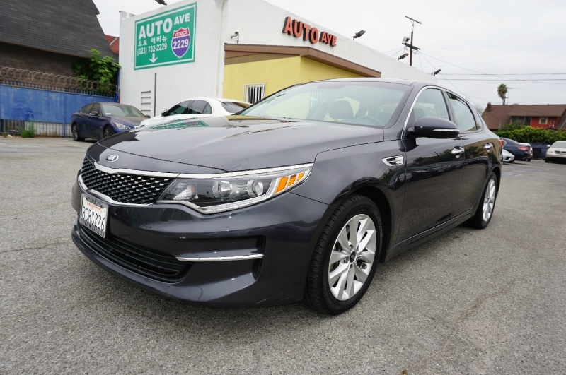 Kia Optima 2018 price $14,900