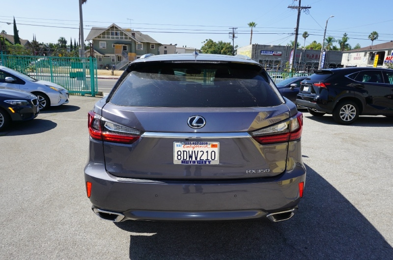 Lexus RX 350 2018 price $35,900