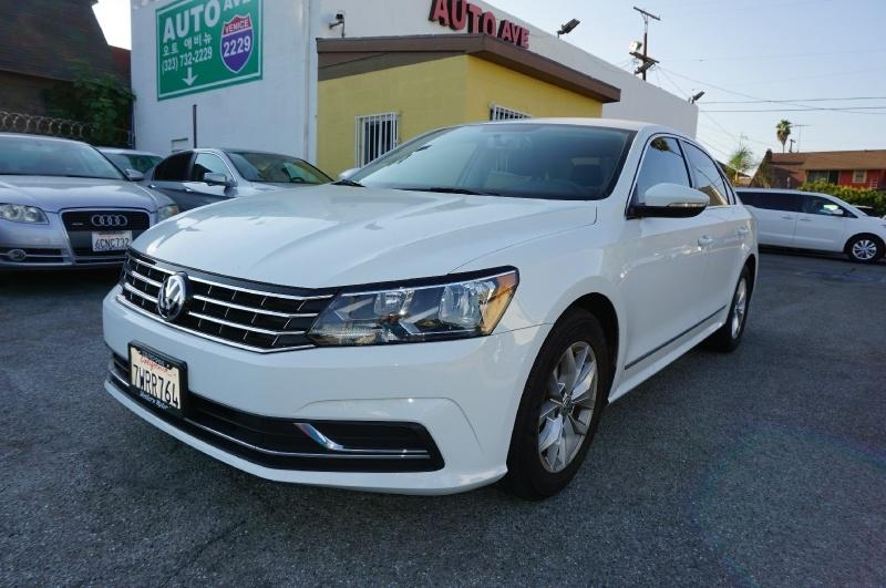 Volkswagen Passat 2017 price $13,900