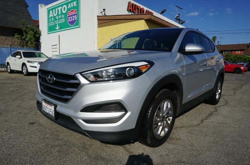 Hyundai Tucson 2017 price $14,400