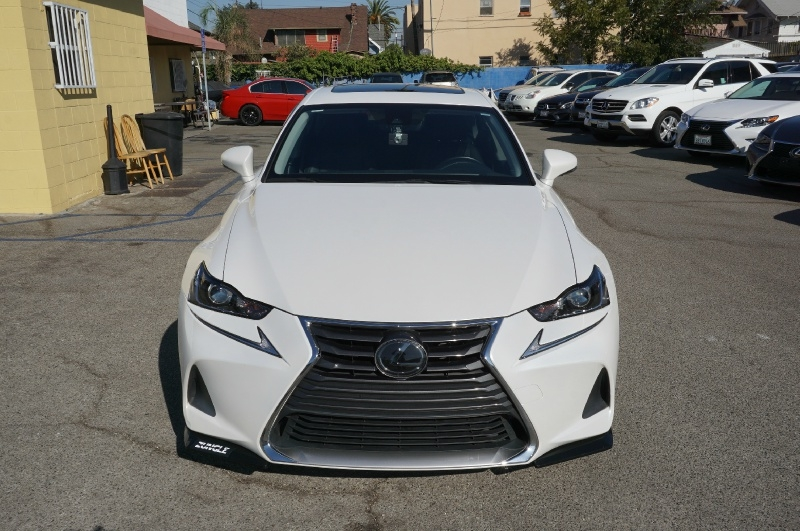 Lexus IS 2018 price $26,900