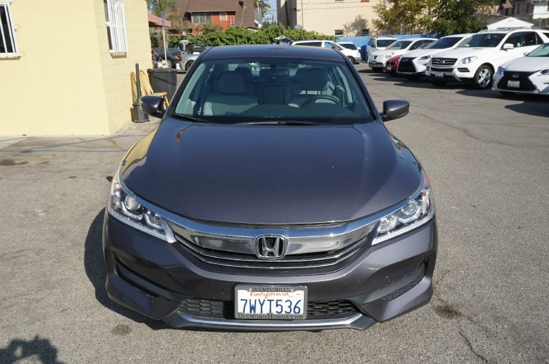 Honda Accord 2017 price $11,900