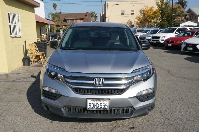 Honda Pilot 2018 price $20,900
