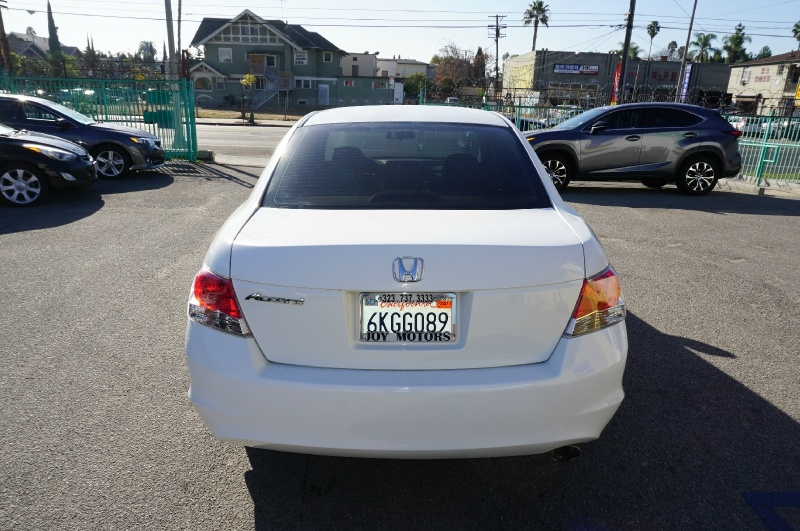 Honda Accord 2009 price $6,700