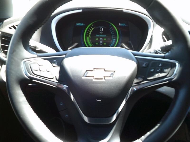 Chevrolet Volt 2017 price $14,900