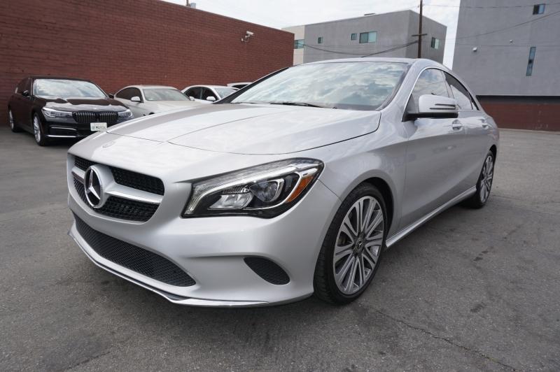 Mercedes-Benz CLA 2018 price $24,900