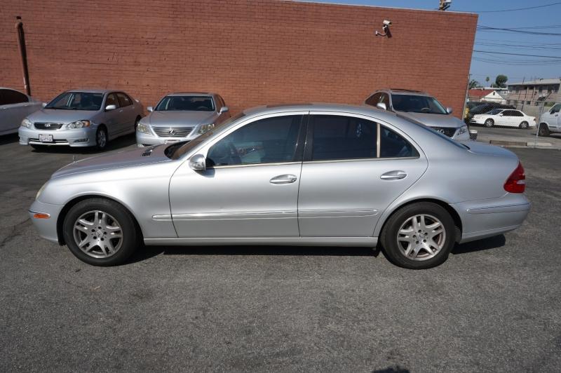 Mercedes-Benz E-Class 2005 price $6,900
