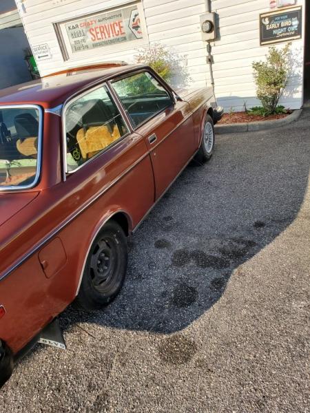 VOLVO 262 1976 price $9,500