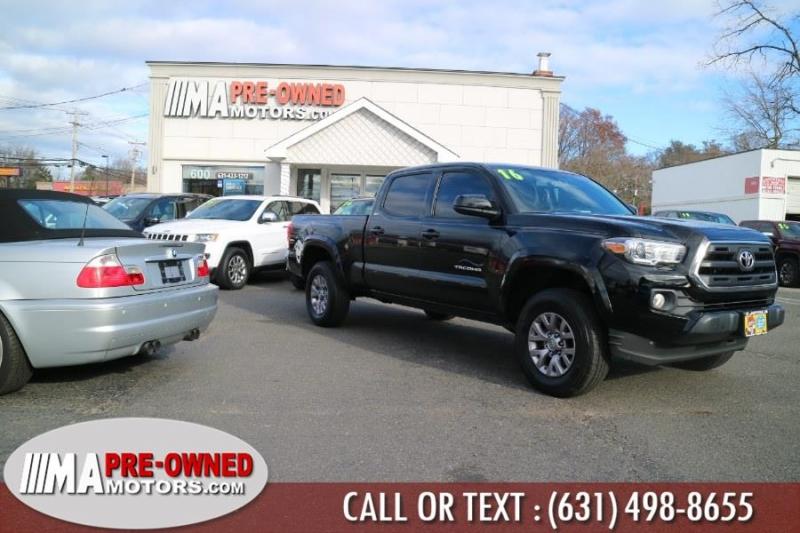 Toyota Tacoma 2016 price $27,495
