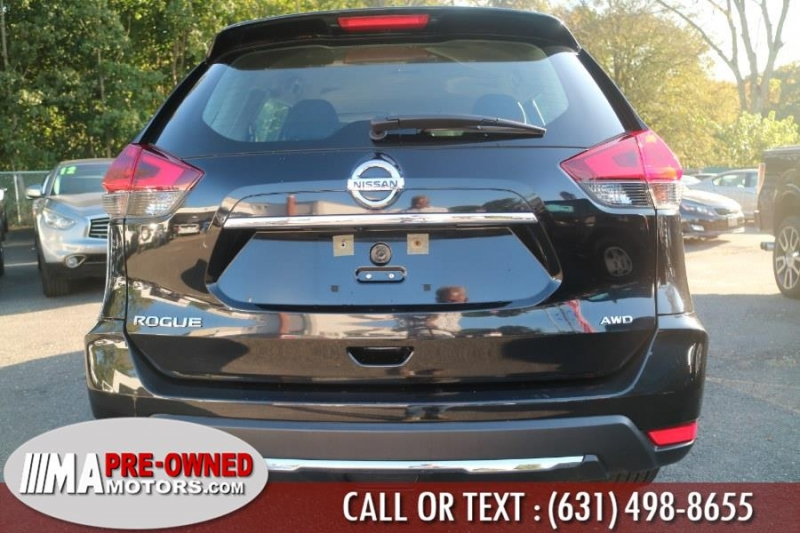 Nissan Rogue 2018 price $16,495