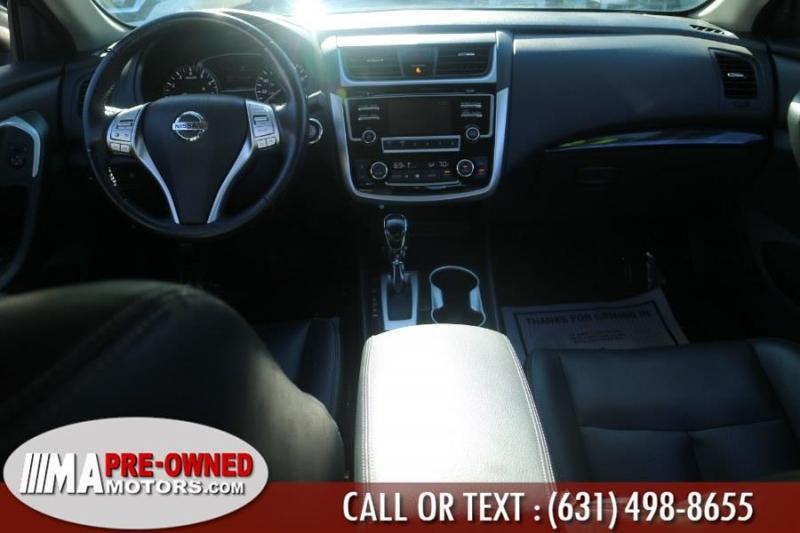 Nissan Altima 2018 price $15,495